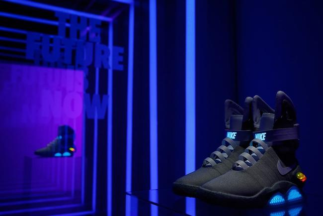Tin được không: 2,2 tỷ đồng là giá cho đôi Nike Mag phiên bản mới nhất! - Ảnh 4.