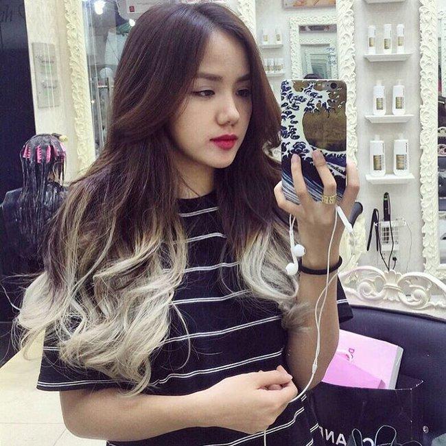 Vừa xinh vừa trendy, đây là 6 kiểu tóc được hot girl Việt cưng nhất năm 2016 - Ảnh 21.