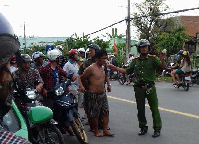 Nghi án ngáo đá cướp taxi Mai Linh tại Tiền Giang - Ảnh 1.