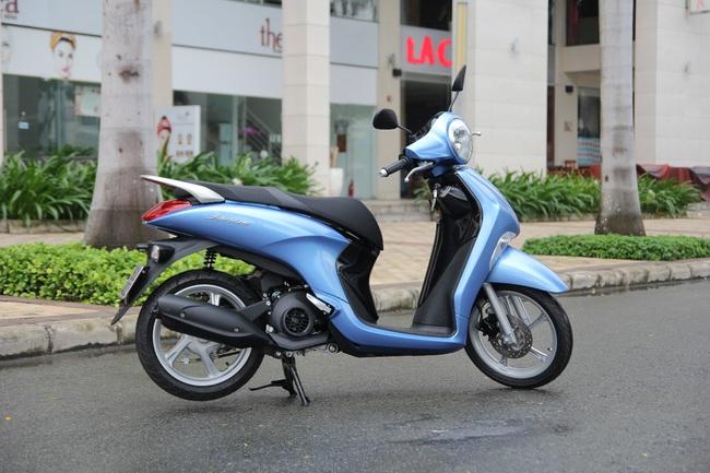 Cận cảnh Janus, xe tay ga mới cực hot cho giới trẻ của Yamaha - Ảnh 2.