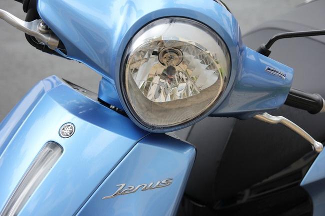 Cận cảnh Janus, xe tay ga mới cực hot cho giới trẻ của Yamaha - Ảnh 3.