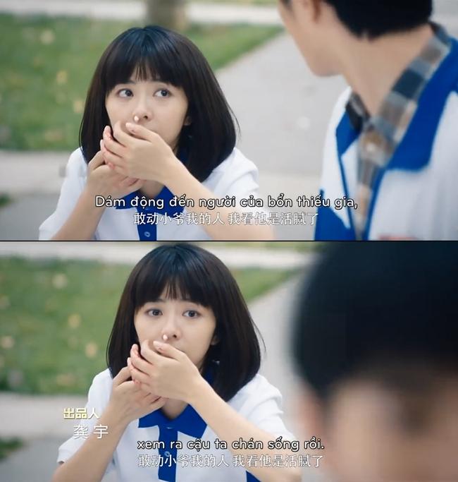 """Chả cần nói """"tớ thích cậu"""", tỏ tình theo cách của Dư Hoài còn """"đốn tim"""" hơn nhiều! - Ảnh 3."""