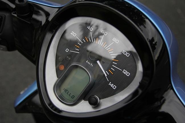 Cận cảnh Janus, xe tay ga mới cực hot cho giới trẻ của Yamaha - Ảnh 5.