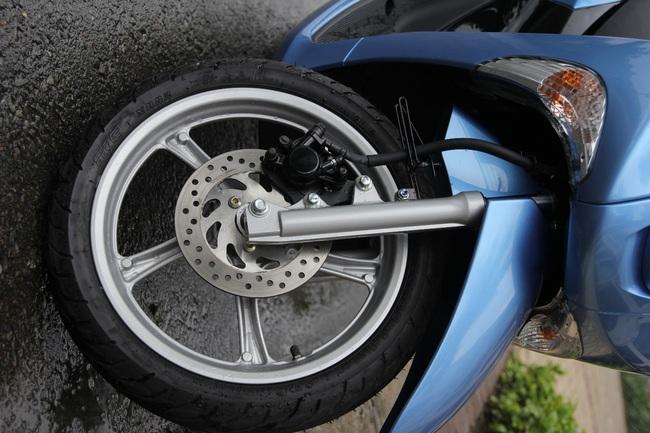 Cận cảnh Janus, xe tay ga mới cực hot cho giới trẻ của Yamaha - Ảnh 6.