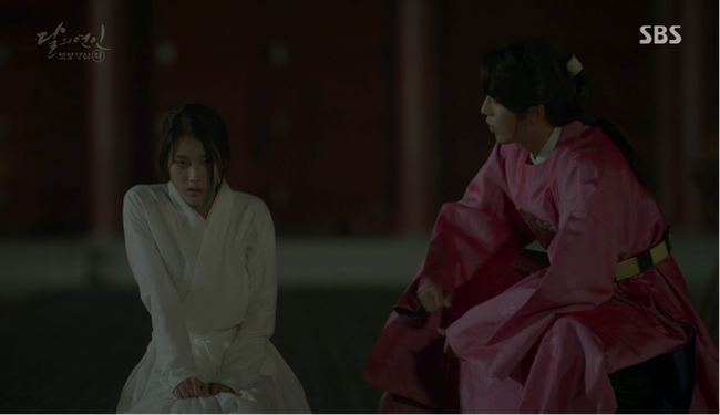Moon Lovers: Thượng cung Oh cuối cùng đã có thể bảo vệ được đứa trẻ của mình - Ảnh 17.