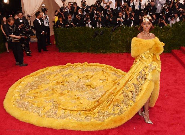 Kelbin Lei dự show diễn của NTK trứ danh đã tạo nên váy ốp-la cho Rihanna - Ảnh 7.