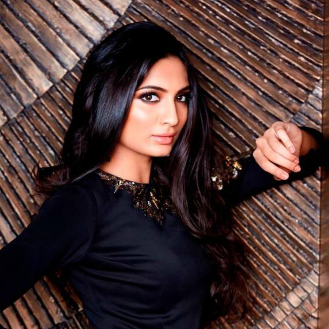 Nhan sắc mặn mà như minh tinh điện ảnh của Hoa hậu Hoàn vũ Ấn Độ 2016 - Ảnh 4.