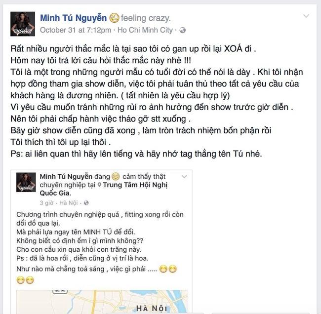 Chuyện làng mẫu Việt: Lùm xùm lan tỏa từ đường băng, ra hậu trường cho đến lên thẳng Facebook - Ảnh 4.