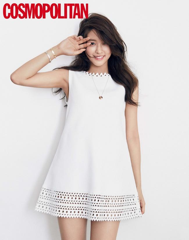 Cuộc chiến nhan sắc giữa Suzy và Seolhyun trên tạp chí: Ai đẹp hút hồn hơn? - Ảnh 11.