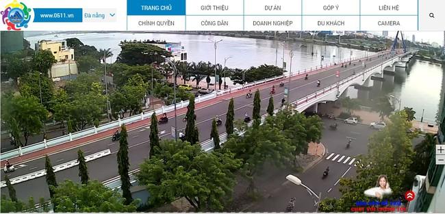 Người Đà Nẵng hào hứng theo dõi giao thông thành phố qua camera trực tuyến ở mọi lúc mọi nơi - Ảnh 3.