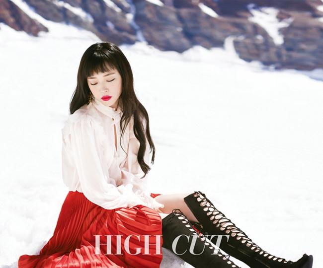 Cuộc chiến nhan sắc giữa Suzy và Seolhyun trên tạp chí: Ai đẹp hút hồn hơn? - Ảnh 15.