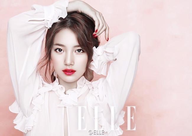 Cuộc chiến nhan sắc giữa Suzy và Seolhyun trên tạp chí: Ai đẹp hút hồn hơn? - Ảnh 3.