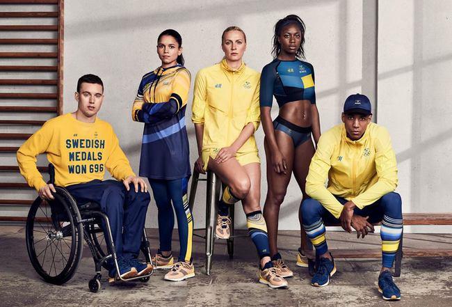 Không chỉ có mồ hôi và cơ bắp, Olympic 2016 còn là mặt trận của các thương hiệu thời trang - Ảnh 12.