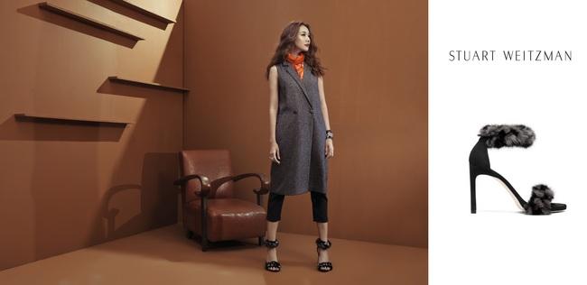 Stuart Weitzman - Thương hiệu giày yêu thích của Gigi Hadid ra mắt tại Việt Nam - Ảnh 11.