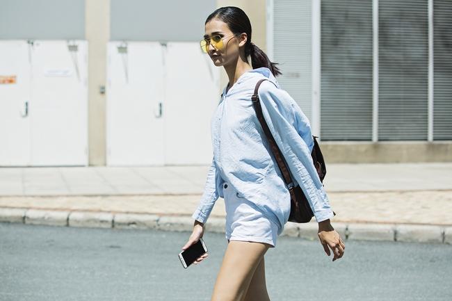 Trai xinh gái đẹp VNTM nhiệt liệt hưởng ứng The Best Street Style trước thềm Vietnam International Fashion Week Thu Đông 2016 - Ảnh 2.