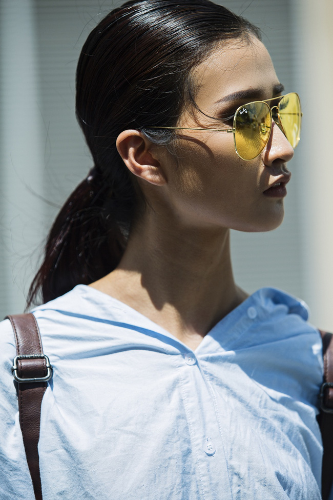 Trai xinh gái đẹp VNTM nhiệt liệt hưởng ứng The Best Street Style trước thềm Vietnam International Fashion Week Thu Đông 2016 - Ảnh 3.