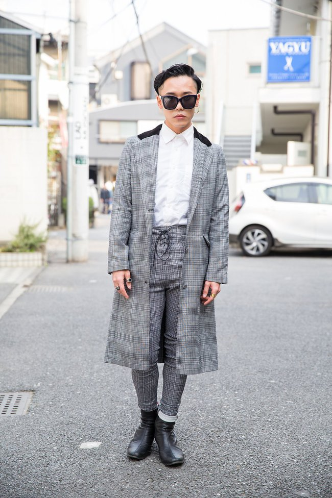 Tuần lễ thời trang Tokyo: Đẹp thì có đẹp, mà dị thì cũng đến tận cùng! - Ảnh 10.