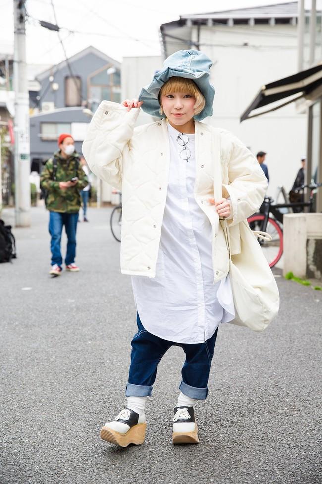 Tuần lễ thời trang Tokyo: Đẹp thì có đẹp, mà dị thì cũng đến tận cùng! - Ảnh 5.