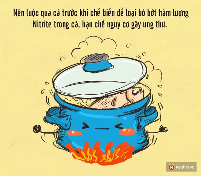 Khi nấu ăn nhớ những mẹo này để tránh được nguy cơ ung thư từ thực phẩm - Ảnh 5.