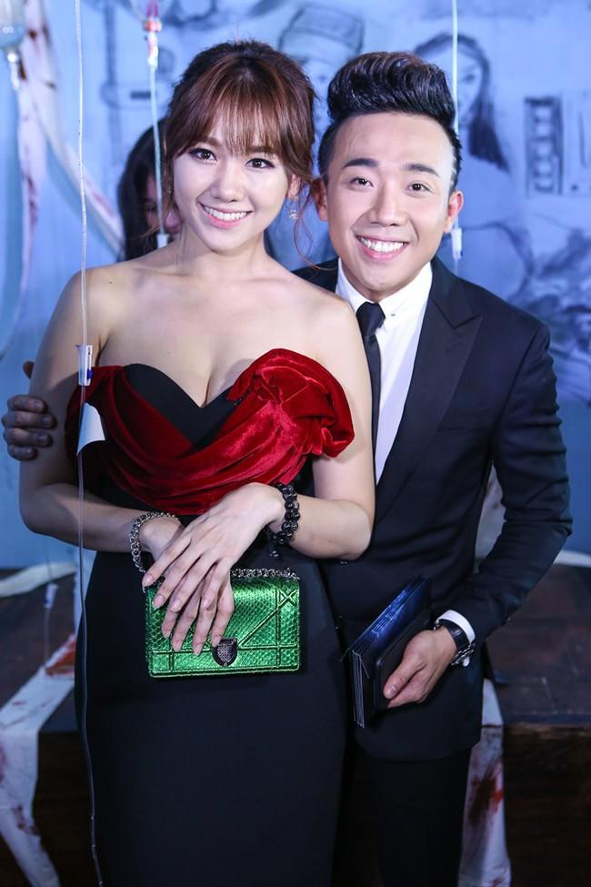 Sau nhiều lần phủ nhận, cuối cùng Trấn Thành và Hari Won cũng công khai thông tin đám cưới - Ảnh 3.