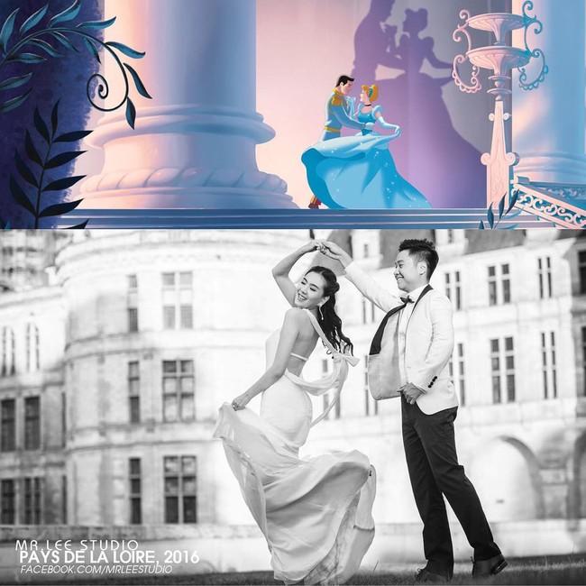 Ngắm trọn bộ 7 chiếc váy cưới, 4 bộ áo dài cùng loạt phụ kiện xa xỉ của cô gái thời tiết Mai Ngọc - Ảnh 15.