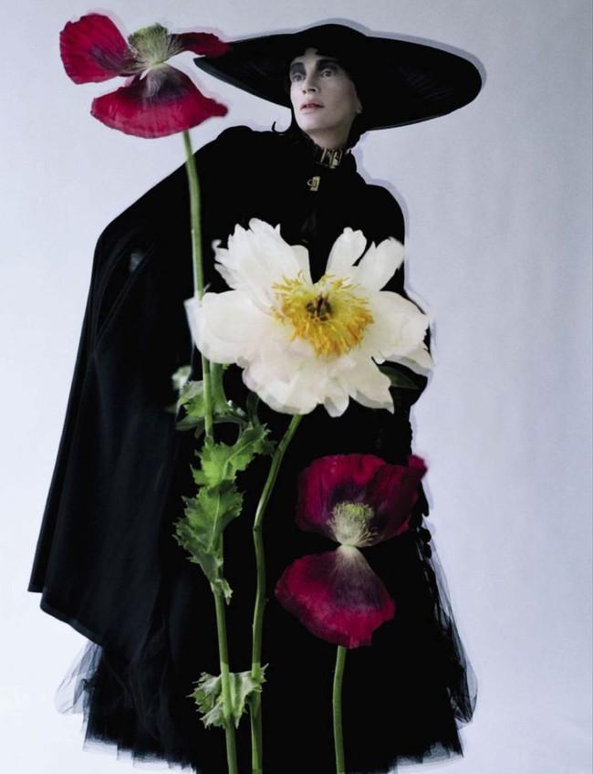 Tổng biên tập - linh hồn của kinh thánh thời trang Vogue qua đời - Ảnh 22.