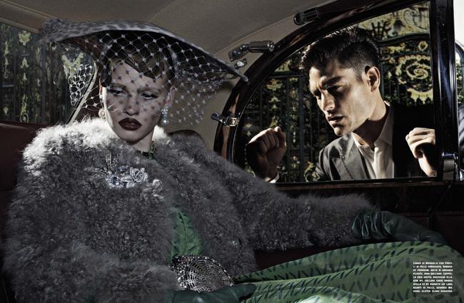 Tổng biên tập - linh hồn của kinh thánh thời trang Vogue qua đời - Ảnh 24.