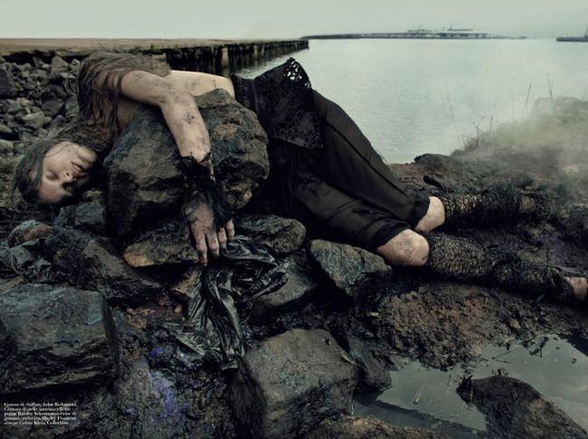 Tổng biên tập - linh hồn của kinh thánh thời trang Vogue qua đời - Ảnh 7.