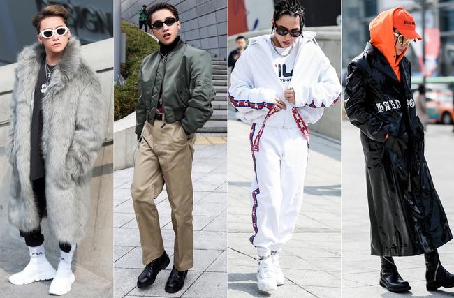 Seoul Fashion Week: Lên đồ nổi bật là thế nhưng hóa ra Sơn Tùng diện toàn đồ rẻ hơn hẳn các sao Việt khác - Ảnh 1.