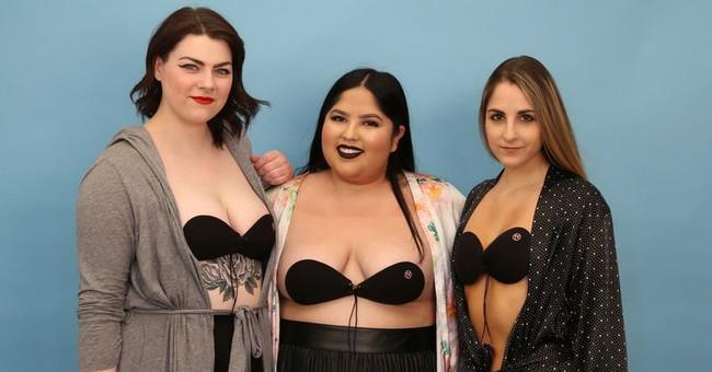 3 cô nàng này đã dùng thử áo ngực dạng dính tạo khe ngực đầy thần thánh trên Instagram và đây là kết quả - Ảnh 6.