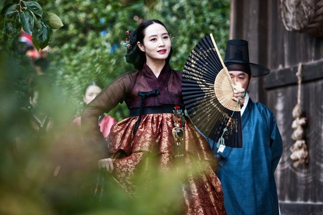 Rụng rời trước nhan sắc 12 mĩ nhân cổ trang đẹp nhất điện ảnh Hàn Quốc - Ảnh 2.