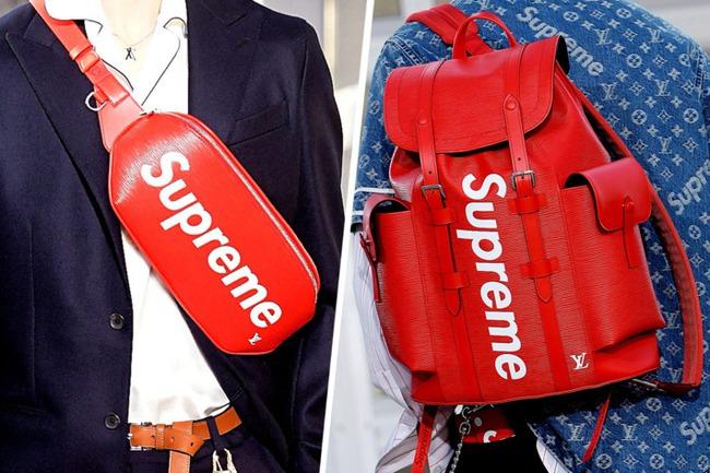 Lộ giá toàn BST Supreme x Louis Vuitton: đắt nhất đến gần 100 triệu đồng, rẻ nhất là 6,5 triệu đồng - Ảnh 1.