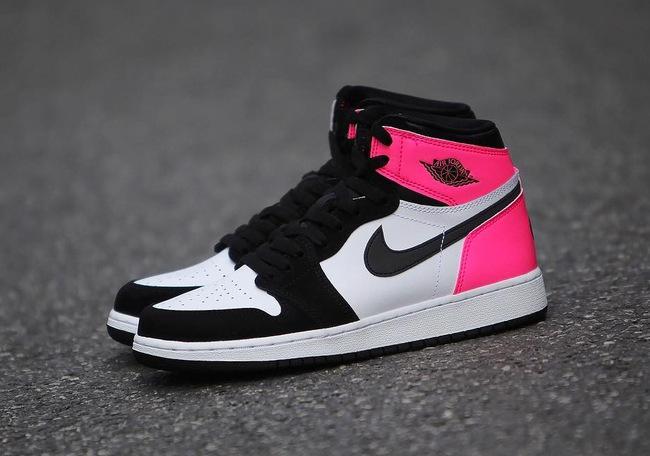 Có cô nàng bánh bèo nào lại không mê tít mẫu sneaker hồng chóe phát sáng trong bóng tối này cơ chứ? - Ảnh 1.