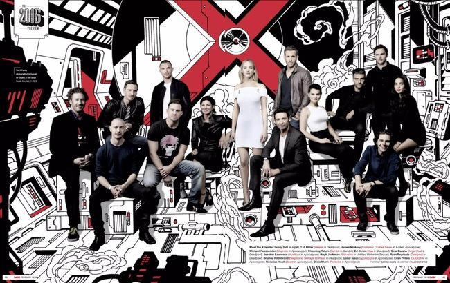 Logan - Kiệt tác mới của dòng phim siêu anh hùng - Ảnh 1.