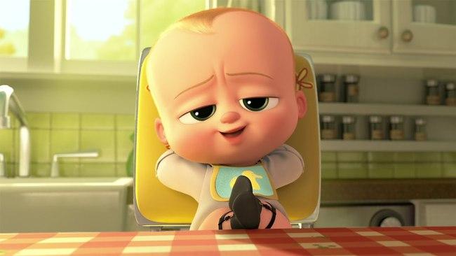 The Boss Baby - Đáng yêu đến mức độ không thể chấp nhận được - Ảnh 1.