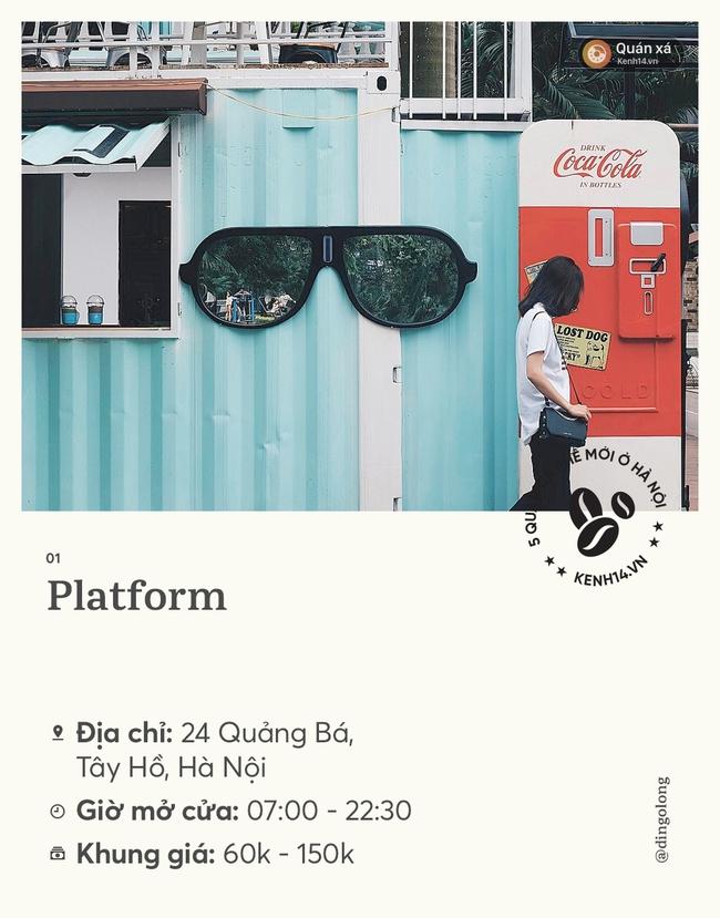 Nghỉ lễ không đi chơi thì cứ đi hết list quán cafe mới mở ở Hà Nội cũng đủ hết ngày - Ảnh 1.