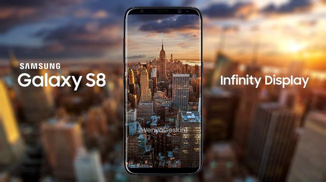 giá Galaxy S8