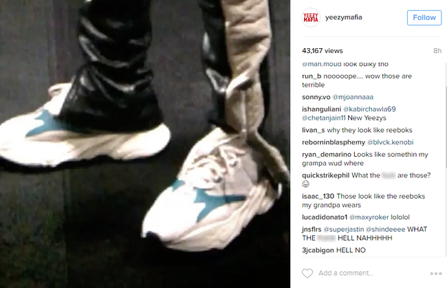 Kanye West ra mắt BST Yeezy Season 5, mẫu giày Yeezy mới nhất bị chê xấu thậm tệ - Ảnh 14.
