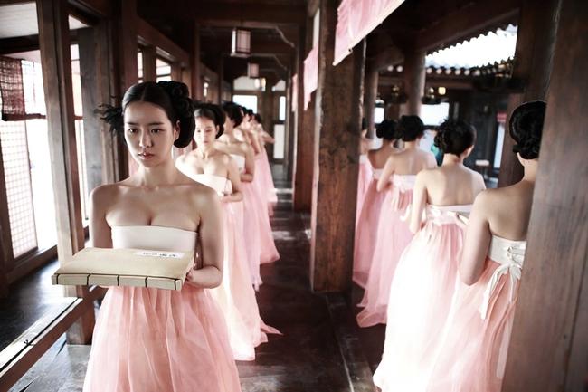 Rụng rời trước nhan sắc 12 mĩ nhân cổ trang đẹp nhất điện ảnh Hàn Quốc - Ảnh 10.