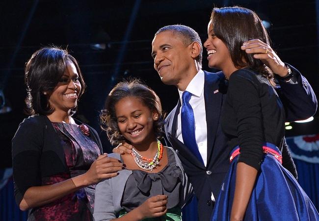 Những khoảnh khắc đáng nhớ bên vợ con của Tổng thống Obama trong 8 năm đương nhiệm - Ảnh 23.
