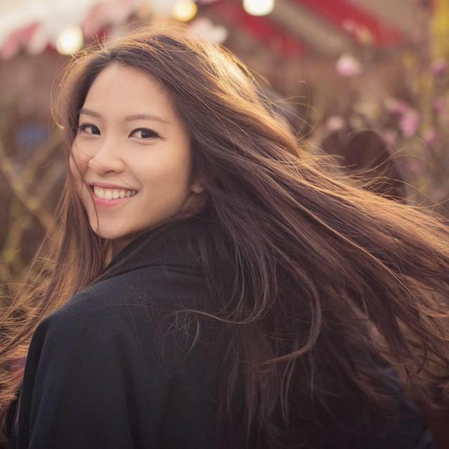 Sinh năm 1993, cô gái Việt xinh đẹp ẵm học bổng tiến sĩ Mỹ trị giá 9,3 tỷ đồng - Ảnh 1.