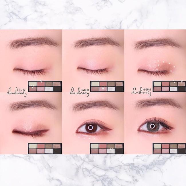 Makeup với gam màu đào - Xu hướng làm đẹp hot số 1 đang khiến con gái Hàn mê tít - Ảnh 15.