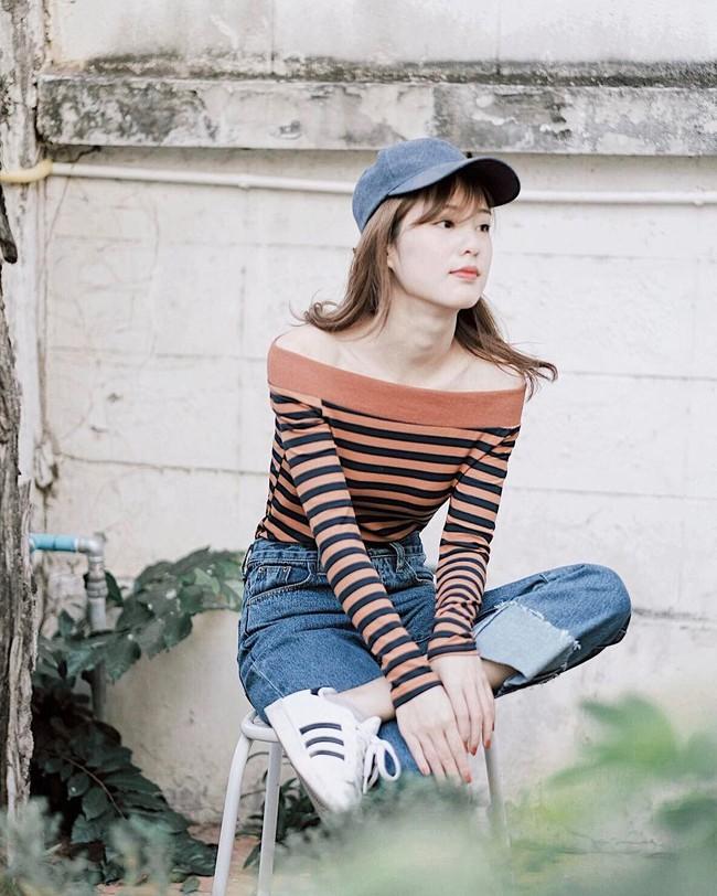 Pimtha, nàng hot girl Thái toàn mặc đồ basic nhưng ai nhìn cũng muốn bắt chước - Ảnh 13.