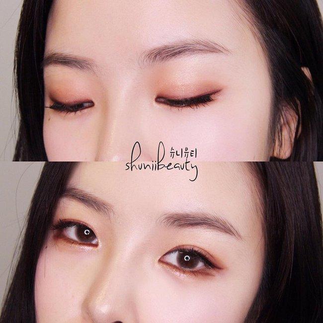 Makeup với gam màu đào - Xu hướng làm đẹp hot số 1 đang khiến con gái Hàn mê tít - Ảnh 13.