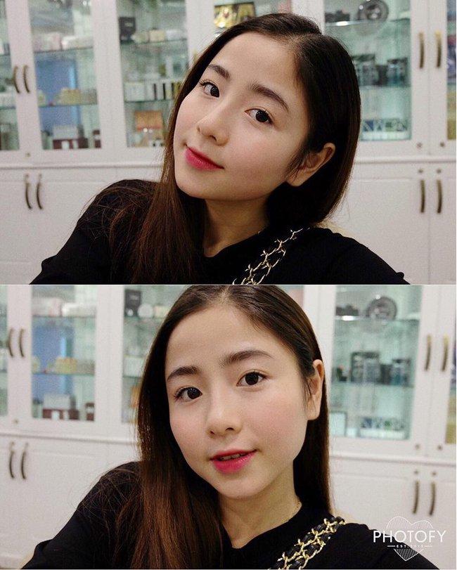 Đây là cô gái Việt có khuôn mặt tròn được khen là xinh nhất! - Ảnh 16.