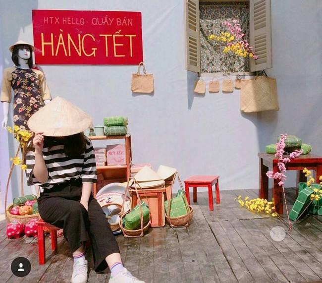 Ở Sài Gòn, đi đâu chụp ảnh vừa đầy chất Tết mà lại không bị sến? - Ảnh 4.