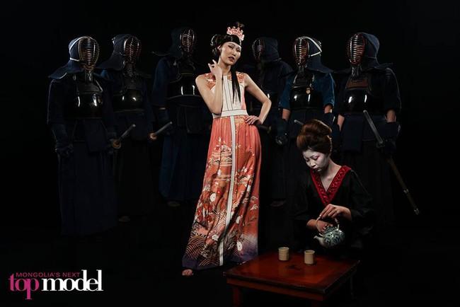 Mới ra mắt, Next Top Mông Cổ đã có nhiều bộ hình đẹp vượt mặt phiên bản Asia - Ảnh 17.