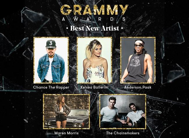 Top 5 yếu tố để lót dép hóng Grammy 2017 diễn ra vào sáng mai! - Ảnh 3.