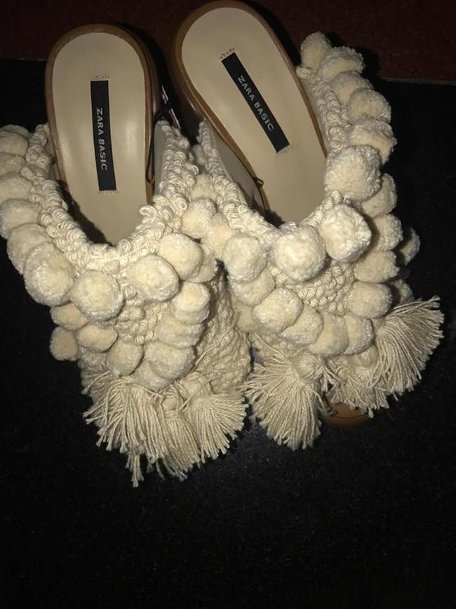 Tưởng mua được đôi Zara chất chơi, nào ngờ Fashionista lừng lẫy nhận được giày... lau nhà - Ảnh 5.