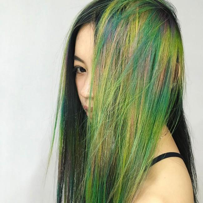 Các cô nàng sành điệu nhất châu Á đang thi nhau nhuộm 6 màu tóc chất hơn nước quất này bạn đã biết chưa? - Ảnh 6.